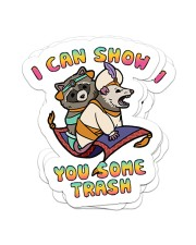 I can show you Sticker - 4 pack (Vertical) front