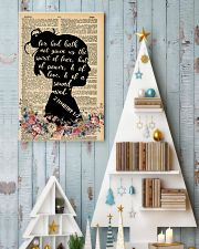 For god hath not given 11x17 Poster lifestyle-holiday-poster-2