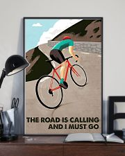 The road is calling and I must go 11x17 Poster lifestyle-poster-2