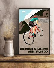The road is calling and I must go 11x17 Poster lifestyle-poster-3