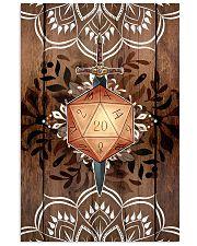 Mandala poster 11x17 Poster front