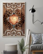 Mandala poster 11x17 Poster lifestyle-poster-1