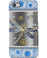 Hippie phone case Phone Case i-phone-8-case