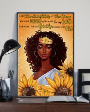 I am the daughter of the kings 11x17 Poster lifestyle-poster-2