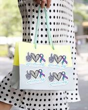 Peace love hope Sticker - 4 pack (Horizontal) aos-sticker-4-pack-horizontal-lifestyle-front-24