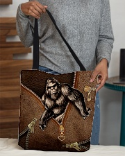 Bigfoot  All-over Tote aos-all-over-tote-lifestyle-front-10