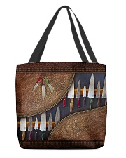 Chef life All-over Tote back