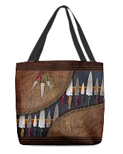 Chef life All-over Tote front
