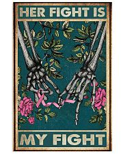 Her fight is my fight 11x17 Poster front