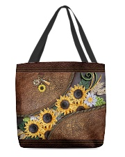 My Sunshine Quilling Pattern Print All-over Tote back