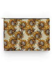 Retro sunflower Accessory Pouch tile