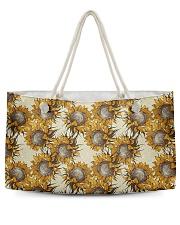 Retro sunflower Weekender Tote tile