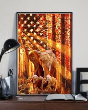Mama Elephant Mother's Day 11x17 Poster lifestyle-poster-2