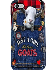 Love goats  Phone Case i-phone-8-case