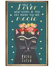 Frida catlo 11x17 Poster front
