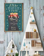 Frida catlo 11x17 Poster lifestyle-holiday-poster-2