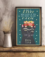 Frida catlo 11x17 Poster lifestyle-poster-3
