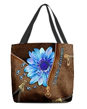 Diabetes Awareness All-over Tote front