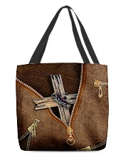Limited Edition All-over Tote back