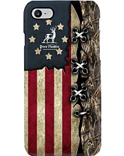 American Deer Hunter  Phone Case i-phone-8-case