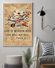 God is within her 11x17 Poster lifestyle-poster-1