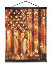 God 16x20 Black Hanging Canvas thumbnail