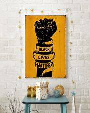 Raise your fist  11x17 Poster lifestyle-holiday-poster-3