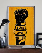 Raise your fist  11x17 Poster lifestyle-poster-2