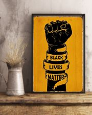 Raise your fist  11x17 Poster lifestyle-poster-3