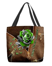 Kidney disease awareness All-over Tote front