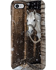 Snowy day Phone Case i-phone-8-case