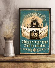Welcome to our home 11x17 Poster lifestyle-poster-3