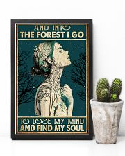 And into the forest I go 11x17 Poster lifestyle-poster-8