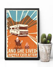 And she lived happily ever after 11x17 Poster lifestyle-poster-8