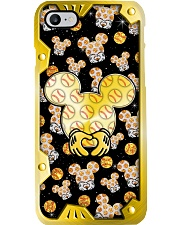 Softballs - Printed phone case Phone Case i-phone-8-case