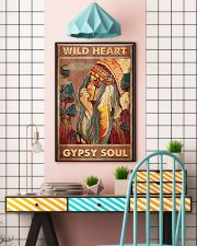 Wild heart gypsy soul  11x17 Poster lifestyle-poster-6
