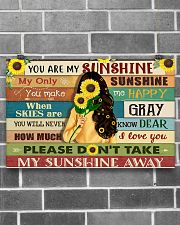 You are my sunshine 17x11 Poster poster-landscape-17x11-lifestyle-18