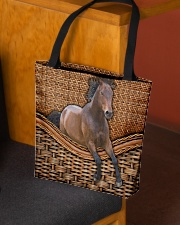 Horse lover All-over Tote aos-all-over-tote-lifestyle-front-02