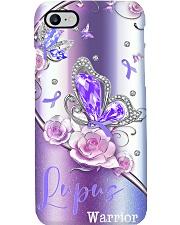 Lupus warrior Phone Case i-phone-8-case