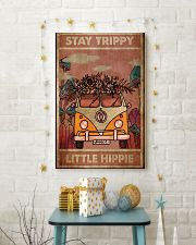 Stay trippy little hippie 11x17 Poster lifestyle-holiday-poster-3