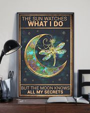 The Sun Watches What I Do 11x17 Poster lifestyle-poster-2