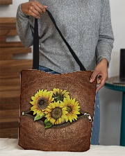 You are my sunshine All-over Tote aos-all-over-tote-lifestyle-front-10