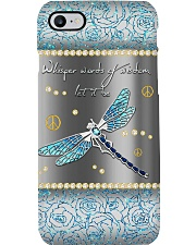 Whisper words of wisdom let it be Phone Case i-phone-8-case