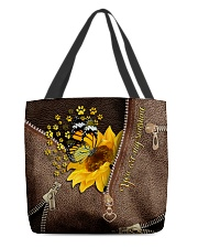 Just love it All-over Tote back