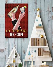 Let the evening begin 11x17 Poster lifestyle-holiday-poster-2