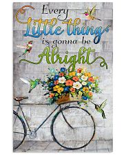 Every little thing is gonna be alright 11x17 Poster front