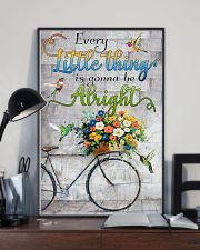 Every little thing is gonna be alright 11x17 Poster lifestyle-poster-2