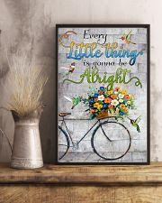 Every little thing is gonna be alright 11x17 Poster lifestyle-poster-3