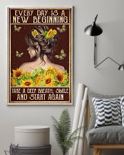 Every day is a new beginning 11x17 Poster lifestyle-poster-1