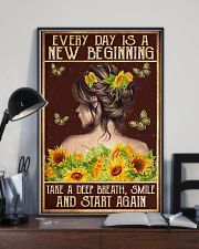 Every day is a new beginning 11x17 Poster lifestyle-poster-2